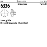 DIN 6336 Sterngriffe